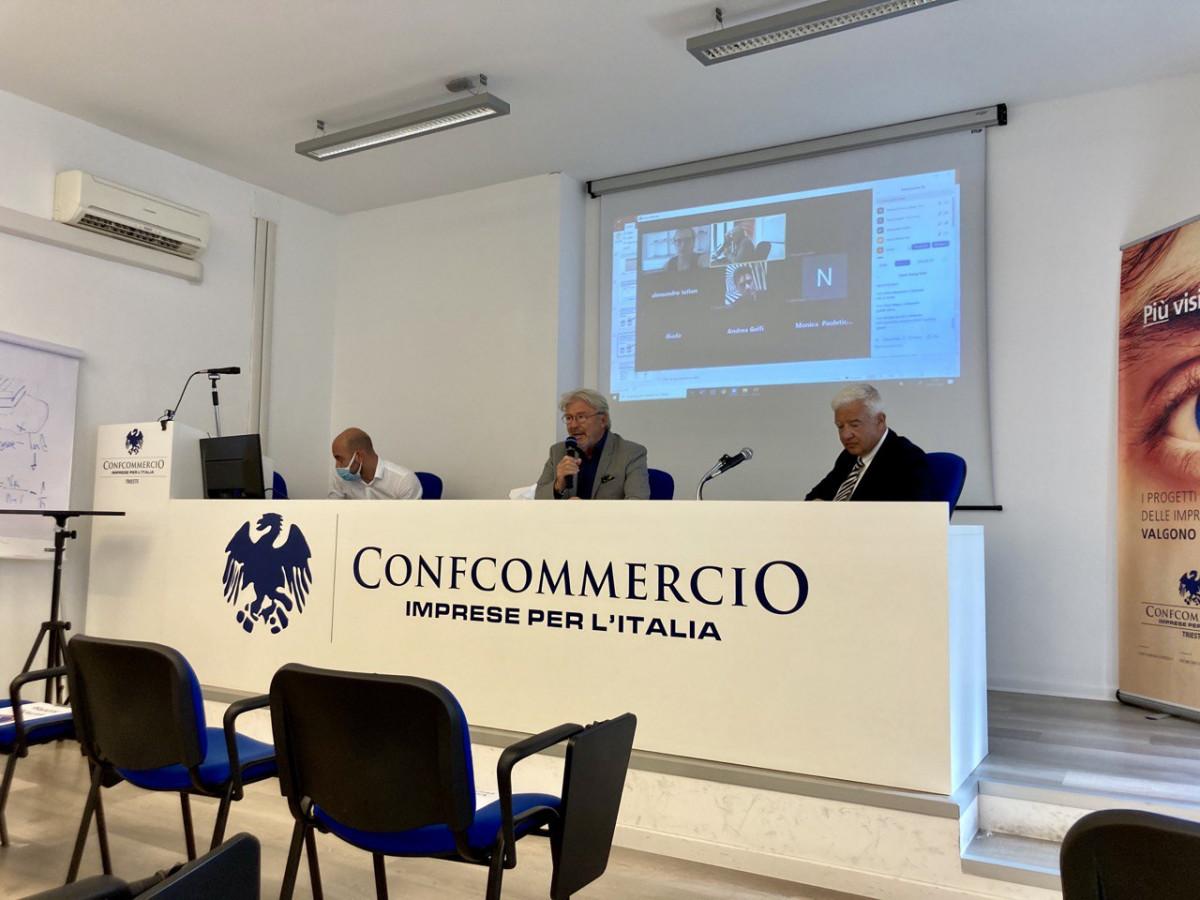 CONFCOMMERCIO TRIESTE – L'INCIDENZA DEL COVID SU E-COMMERCE, IMPRESE, CONSUMI E USO DEL WEB