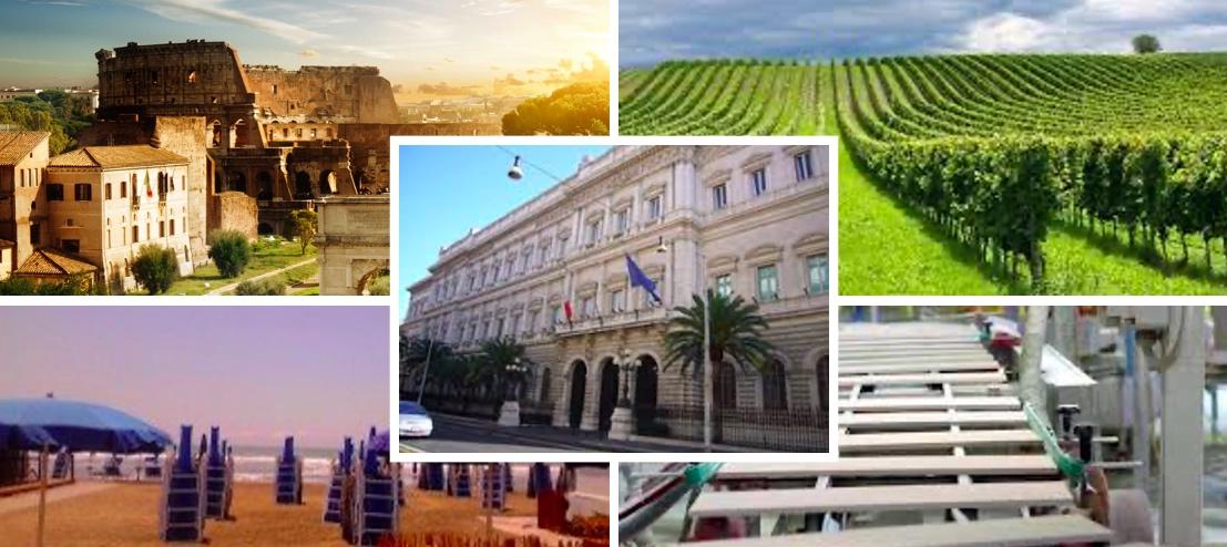 BANCA D'ITALIA – L'ECONOMIA DEL LAZIO – AGGIORNAMENTO CONGIUNTURALE, NOVEMBRE 2020