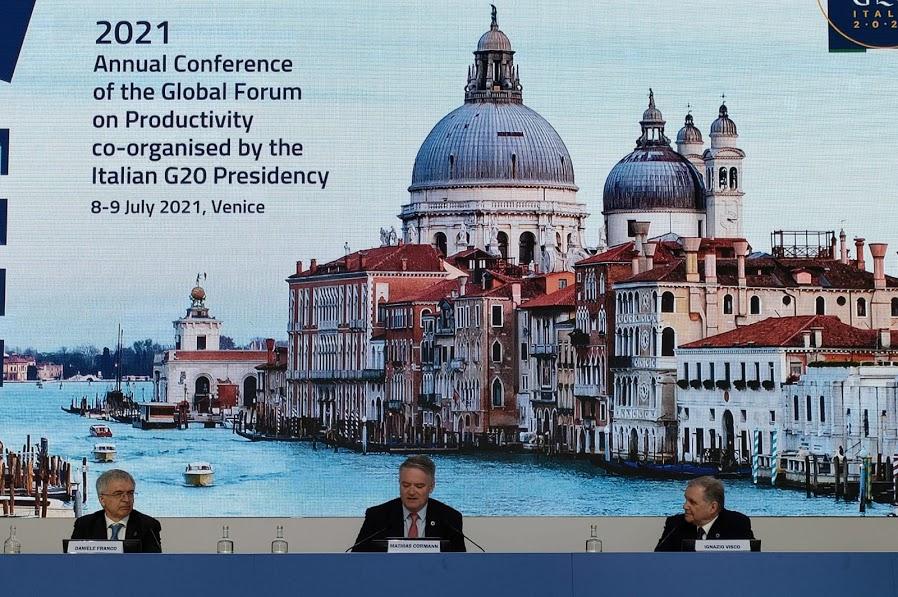 BANCA D'ITALIA E MEF – TERZA RIUNIONE DEI MINISTRI DELLE FINANZE E DEI GOVERNATORI DELLE BANCHE CENTRALI DEL G20 SOTTO LA PRESIDENZA ITALIANA