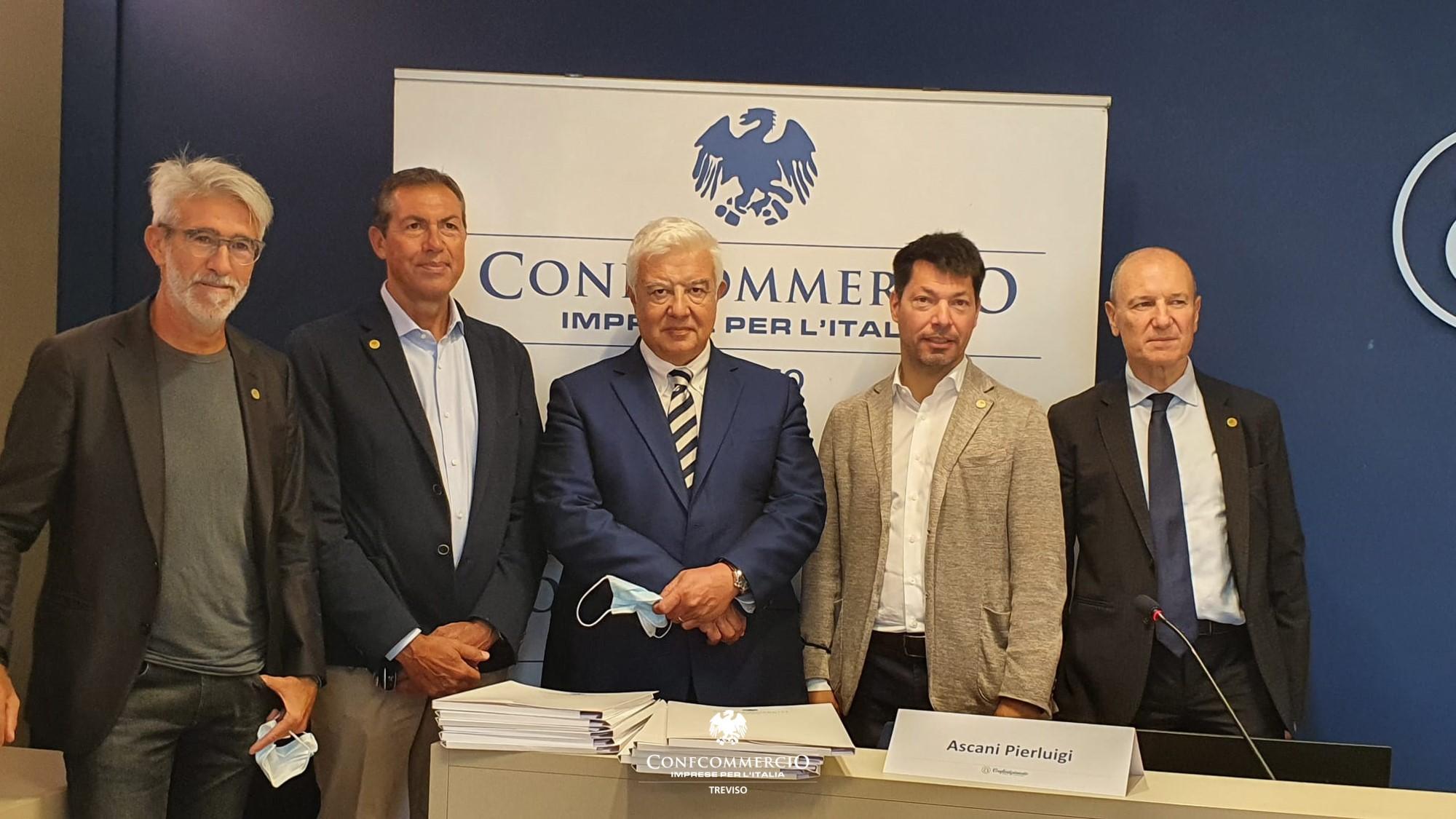 Confcommercio Treviso – Conegliano – Le attese verso la politica. L'opinione dei cittadini e degli imprenditori